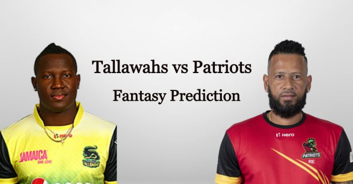 CPL 2020: Jamaica Tallawahs vs St Kitts and Nevis Patriots – Dream11 Prediction, Playing XI and Live Streaming Details