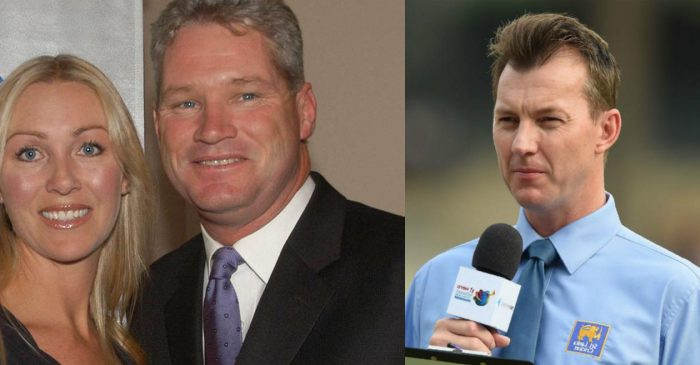 Dean Jones' wife releases a statement over her husband's tragic demise; also thanks Brett Lee for his tireless efforts