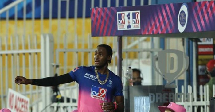 IPL 2020: Jofra Archer trolls KXIP after they take a dig at his bowling figures against RR