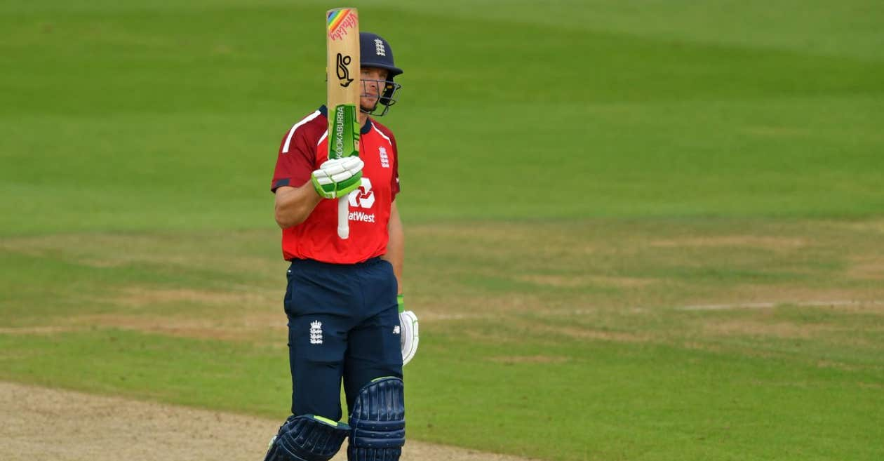 Jos Buttler steers England to T20I series win against Australia