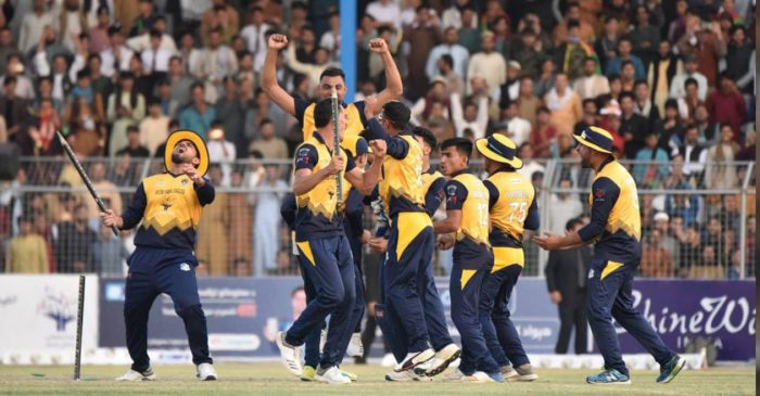 Shpageeza Cricket League 2020: Kabul Eagles beat Mis Ainak Knights to become champions
