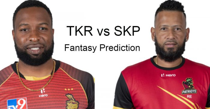 CPL 2020: Trinbago Knight Riders vs St Kitts and Nevis Patriots – Dream11 Prediction, Playing XI and Live Streaming details
