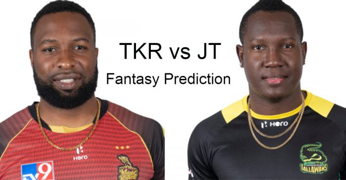 CPL 2020: Trinbago Knight Riders vs Jamaica Tallawahs – Dream11 Prediction, Playing XI and Pitch Report