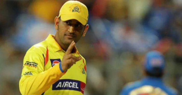 IPL 2020: CSK captain MS Dhoni leaves fans awestruck with his witty one-liner on social distancing norms
