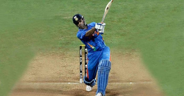 Ball smashed by MS Dhoni for a six in the 2011 World Cup final found