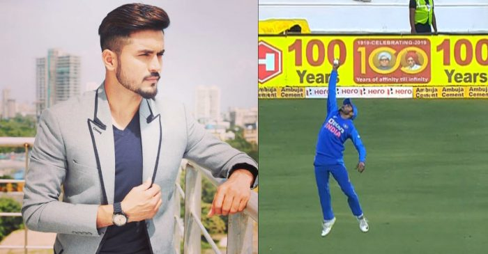Birthday Special: WATCH – When Manish Pandey took a one-handed stunner against Australia
