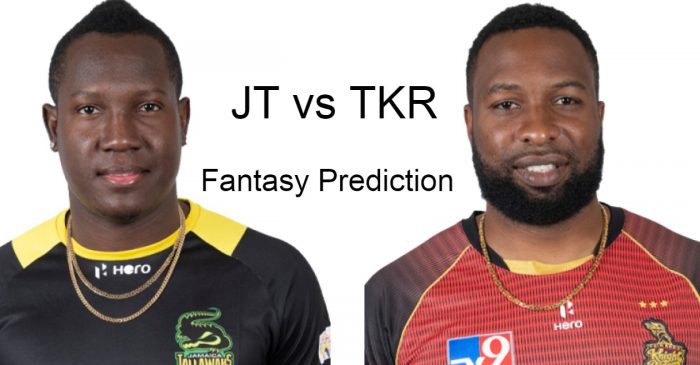 CPL 2020: Jamaica Tallawahs vs Trinbago Knight Riders – Dream11 Prediction, Playing XI and Live Streaming details