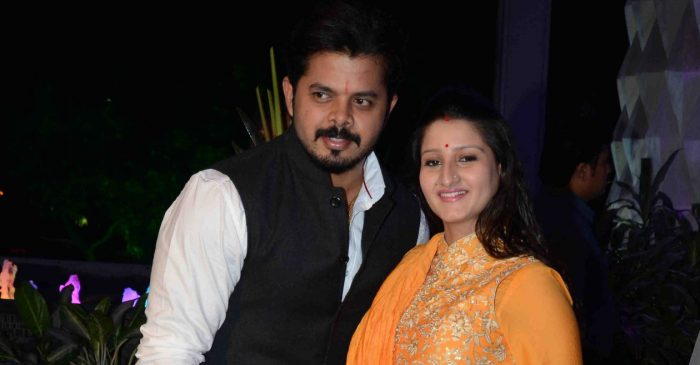 S Sreesanth's wife Bhuvneshwari reacts after her husband's seven-year ban comes to an end
