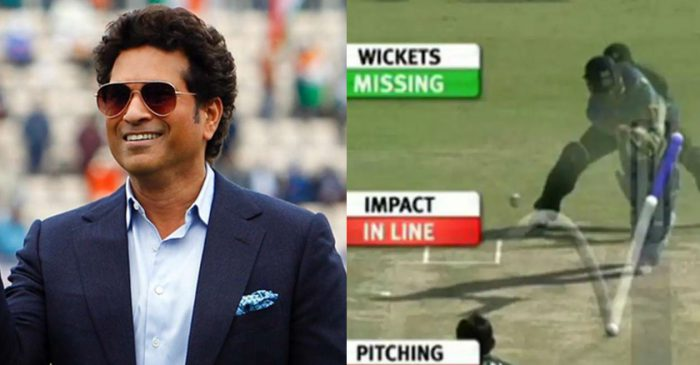Sachin Tendulkar reveals why Team India initially opposed the use of DRS