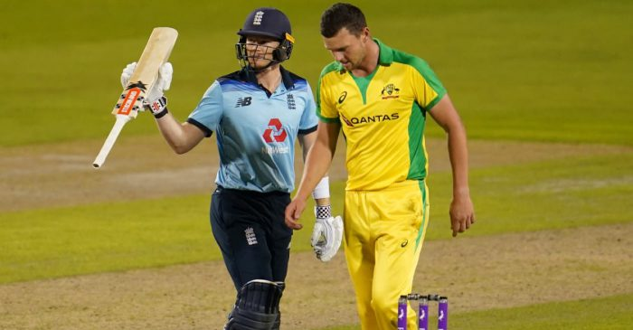 ENG vs AUS: Sam Billings' maiden ton goes in vain as Australia takes 1-0 lead