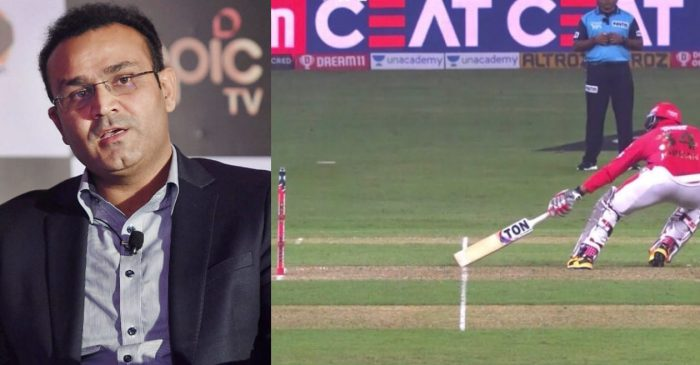 IPL 2020: Virender Sehwag, Tom Moody and others react to an umpiring error in DC vs KXIP match