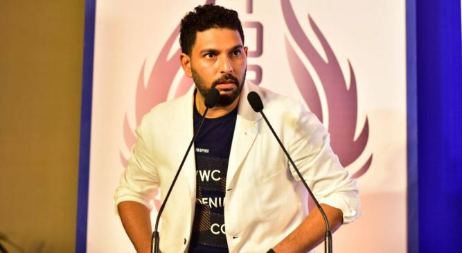 Yuvraj Singh confirm plans of a comeback to competitive cricket