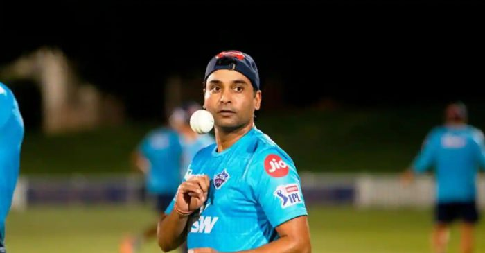 IPL 2020: Delhi Capitals (DC) announces the replacement of Amit Mishra