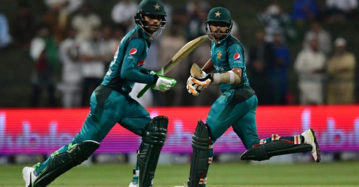 Pakistan announces 15-man squad for first ODI against Zimbabwe
