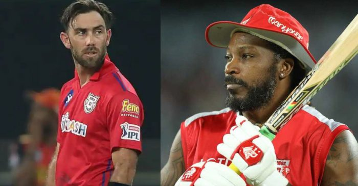 IPL 2020: Chris Gayle may replace Glenn Maxwell in the Kings XI Punjab playing eleven