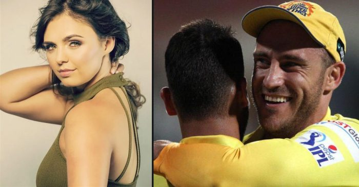 IPL 2020: Faf Du Plessis wife Imari wants to have more babies; the CSK star responds hilariously