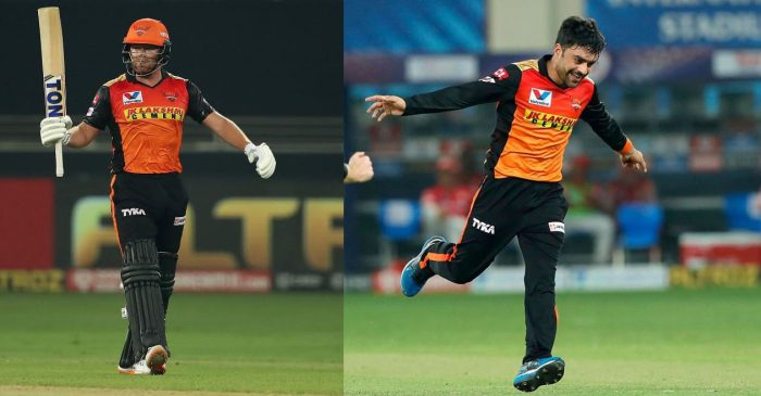 IPL 2020 – Twitter Reactions: Jonny Bairstow, Rashid Khan powers SRH to 69-run victory over KXIP