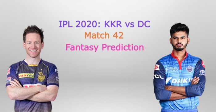 IPL 2020, Match 42: Kolkata Knight Riders vs Delhi Capitals – Fantasy Tips, Playing XI & Pitch Report