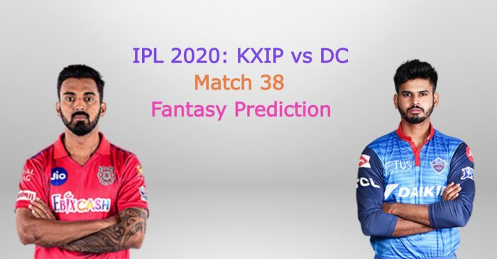 IPL 2020, Match 38: Kings XI Punjab vs Delhi Capitals – Fantasy Tips, Playing XI & Pitch Report