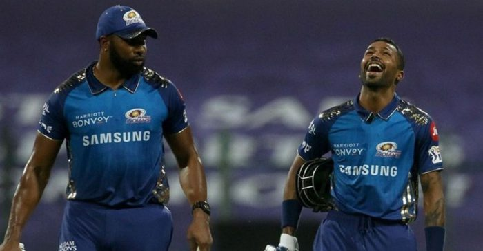 IPL 2020 – Twitter Reactions: Pollard-Pandya blitz after Rohit's 70 guides MI to 191/4 against KXIP