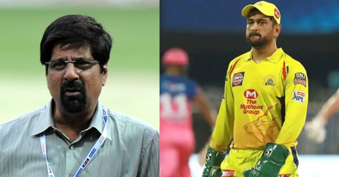 IPL 2020: Kris Srikkanth slams MS Dhoni for saying 'youngsters in his team lack spark'