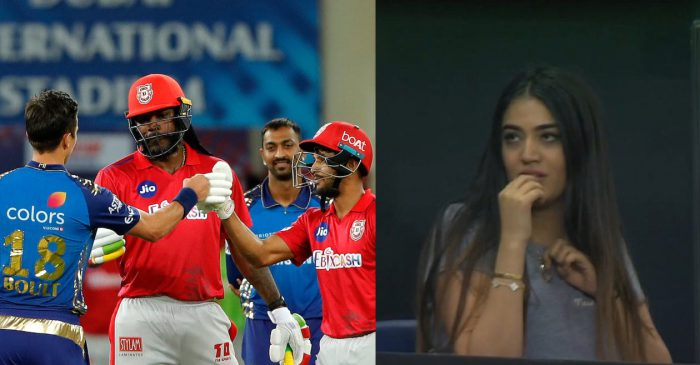 IPL 2020: Mystery of the girl who made waves during MI vs KXIP Super Over solved