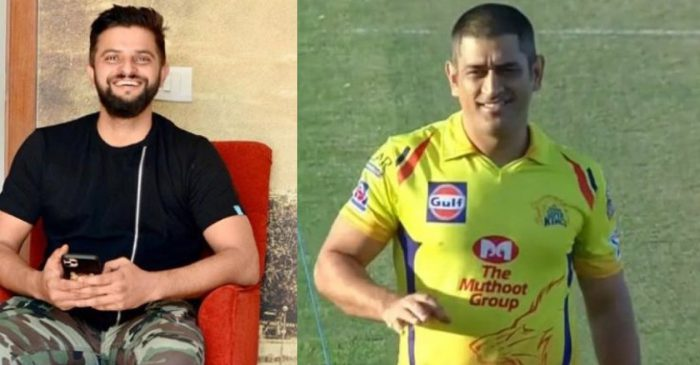 IPL 2020: Suresh Raina congratulates MS Dhoni on becoming first-ever player to feature in 200 IPL matches