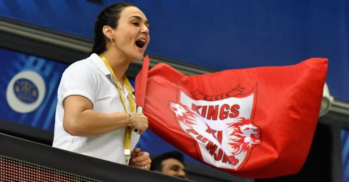 IPL 2020: Preity Zinta's celebration pics and videos go viral after KXIP's historic Super Over win over MI
