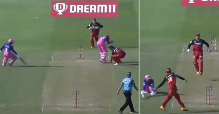 IPL 2020 – WATCH: Rahul Tewatia hilariously runs two while the striker Jofra Archer stands at his end