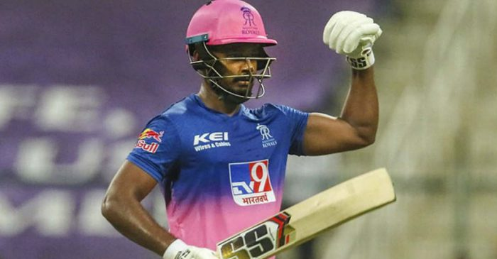 IPL 2020: Sanju Samson reveals the reason behind his 'biceps' celebration