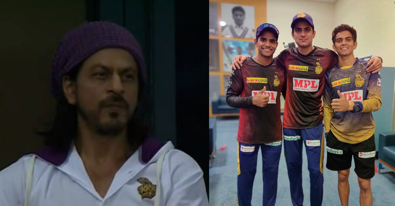 IPL 2020: Shah Rukh Khan reacts as KKR youngsters take their team to victory against RR