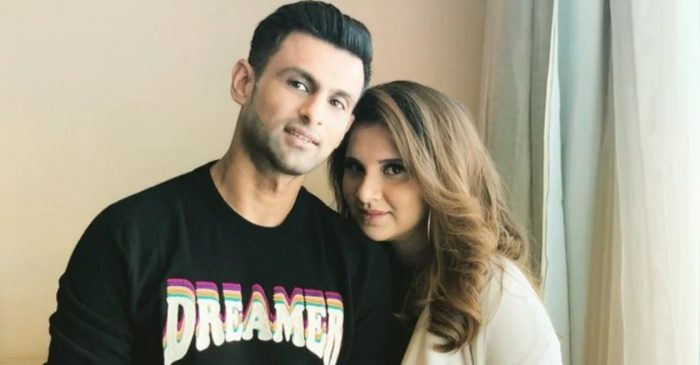 Sania Mirza proud of husband Shoaib Malik becoming first Asian to complete 10,000 runs in T20 cricket