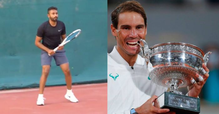IPL 2020: RR hilariously picks Shreyas Gopal to end Rafael Nadal's winning streak in Roland Garros