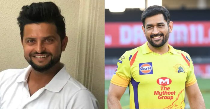 IPL 2020: Suresh Raina congratulates MS Dhoni for surpassing him to become 'most capped player in the IPL'