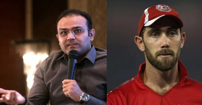 IPL 2020: Virender Sehwag questions the franchises for spending heavy price on Glenn Maxwell every year