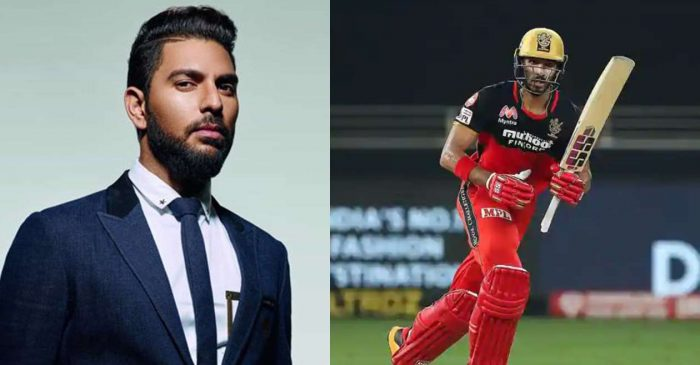 IPL 2020: Devdutt Padikkal drops a heart-winning reply after Yuvraj Singh invites him for six-hitting contest