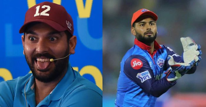 Yuvraj Singh wishes Rishabh Pant on his birthday in the most hilarious manner