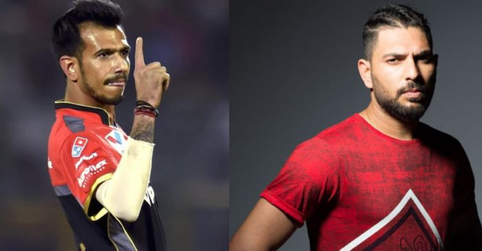 Yuzvendral Chahal responds to Yuvraj Singh's prediction of IPL 2020 finalists with no mention of RCB