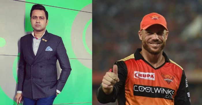 Aakash Chopra discloses the names of players SRH should retain for IPL 2021