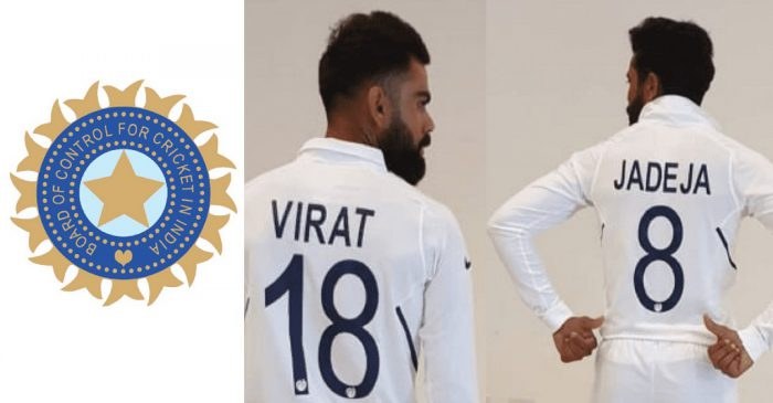 BCCI announces the new official kit sponsor for Team India