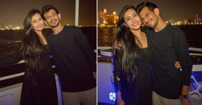Yuzvendra Chahal comes up with a lovely post for fiancee Dhanashree Verma after reaching Sydney