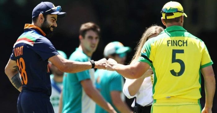 Here's why Australia, India players are wearing black armbands during 1st ODI in Sydney