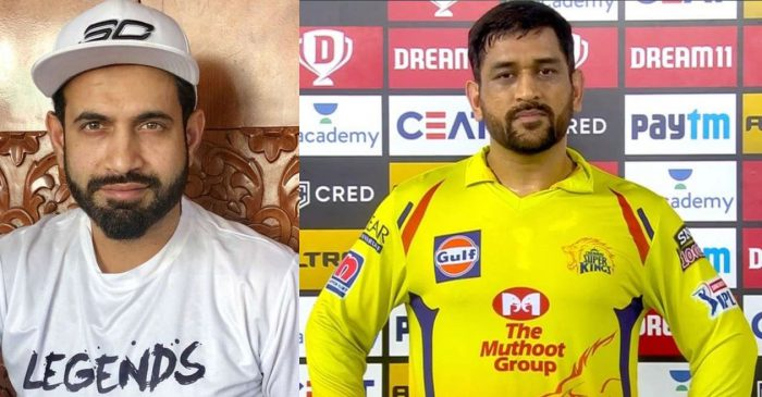 Irfan Pathan opens up on what captain MS Dhoni of 2010-11 would tell MSD of 2020