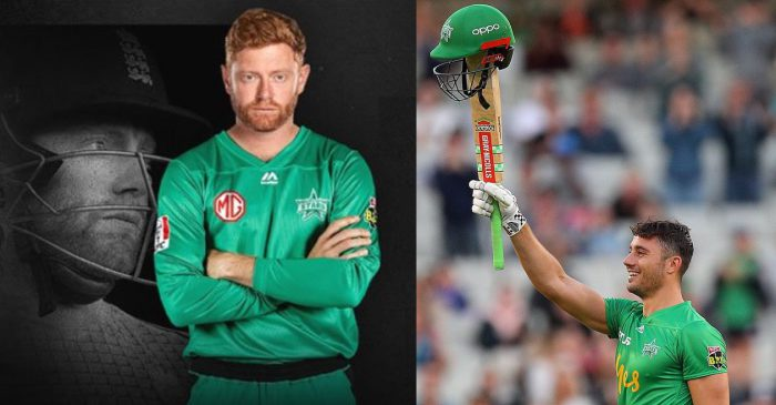 "Melbourne Stars' new recruit Jonny Bairstow ""can't wait"" to play alongside Marcus Stoinis in upcoming BBL"