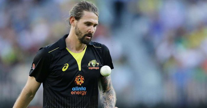 AUS vs IND: Kane Richardson opts out of ODI, T20I series; replacement announced