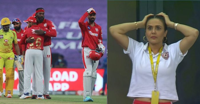 IPL 2020: Preity Zinta heartbroken after KXIP fails to qualify for the playoffs