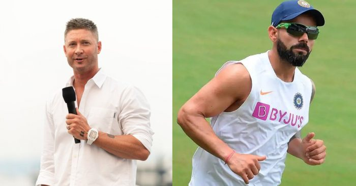 If Kohli-led India doesn't get success in ODIs and T20s, they'll get smoked 4-0 in Tests: Michael Clarke