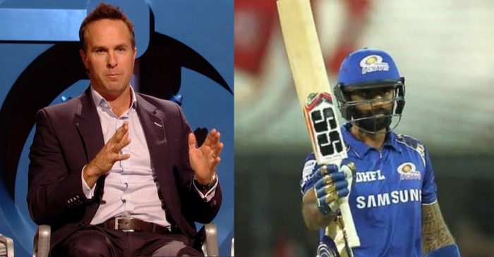Michael Vaughan picks his top 5 batsmen from IPL 2020