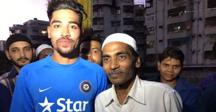 Mohammed Siraj's father passes away; the Indian pacer won't be able to attend last rites