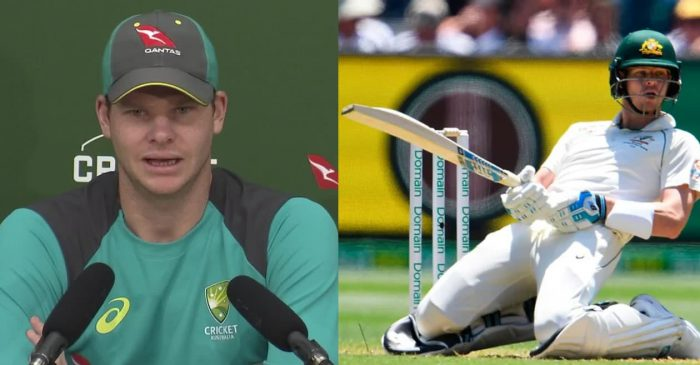 """""""I've faced a lot of short bowling in my life"""": Steve Smith all set to face Indian pacers in Australia"""